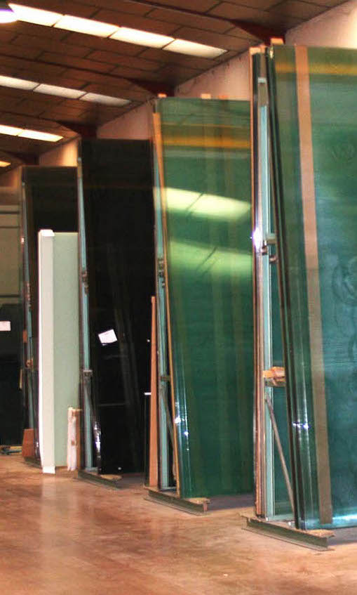 Découpe de verre sur mesure Rouen Normandie